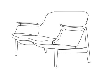 NV 53 sofa